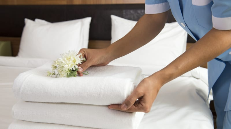 happy to help you select the towels that make sense for your requirements